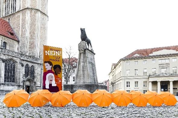 25.11. Tag gegen Gewalt an Frauen in Braunschweig