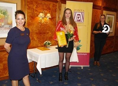 Zonta YWPA Preisverleihung 2020